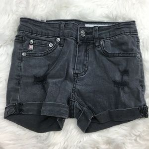 AG Adriano Goldschmied Kids Girls Distressed Short